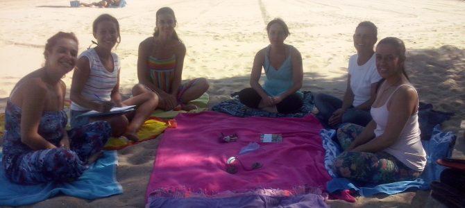 Reiki na Praia (Alcochete)