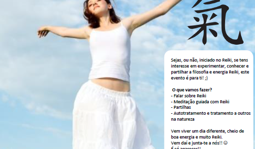 Dia Internacional do Reiki (15 de Agosto)