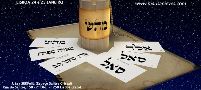 Curso Nível I e II – Pêndulo Hebreu