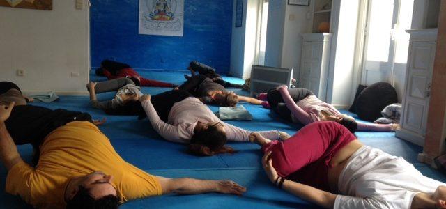 Aula Aberta Yoga Integral – Dia de S. Valentim