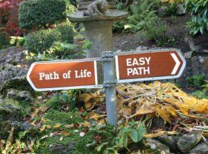 caminho da vida