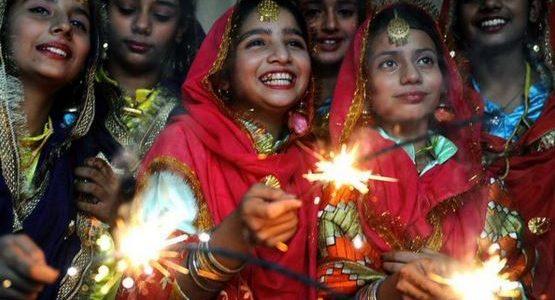 Diwali – 'Festival das Luzes'