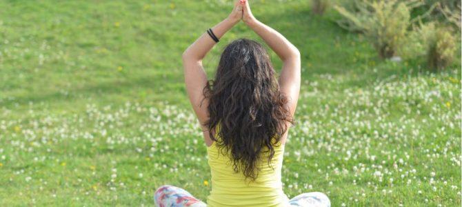 """""""O Despertar da Força Interior"""": Yoga no Jardim das Conchas"""