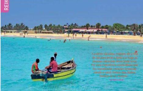 SERFeliz em Cabo Verde