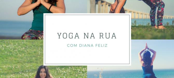 Yoga na Rua