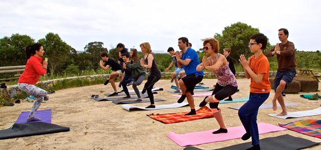 Yoga com Caminhada – Santa Cruz