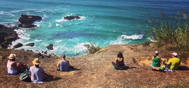 Yoga & Caminhada: Foz do Arelho e Lagoa de Óbidos