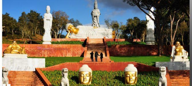 Yoga no Buddha Eden Garden & Caminhada (Bombarral)