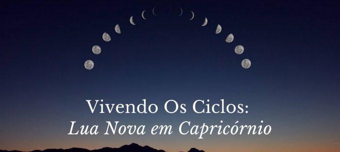 Vivendo os Ciclos da Lua