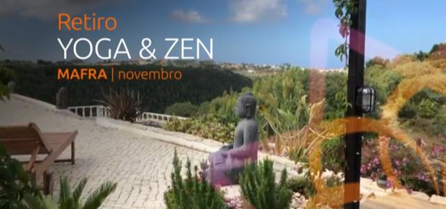 Retiro Yoga & Zen (Mafra)